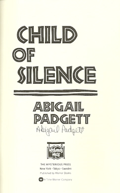 Image for Child of Silence