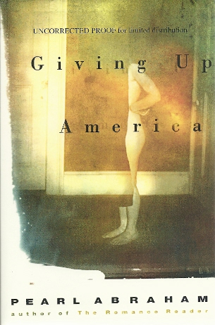 Image for Giving Up America