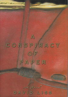Image for A Conspiracy of Paper