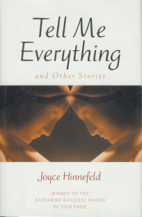 Image for Tell Me Everything and Other Stories