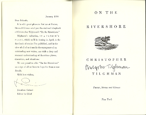 Image for On The Rivershore