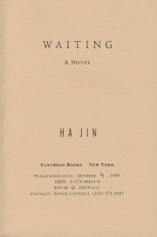 Image for Waiting