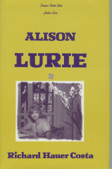 Image for Alison Lurie