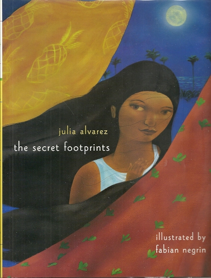 Image for The Secret Footprints
