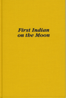 Image for First Indian On The Moon
