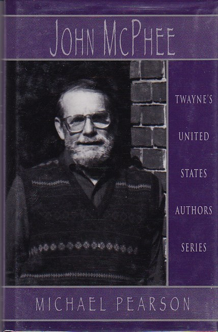 Image for John McPhee - Twaynes United States Authors Series.
