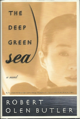 Image for The Deep Green Sea: A Novel