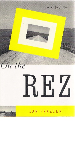 Image for On the Rez