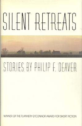 Image for Silent Retreats: Stories by Philip F. Deaver