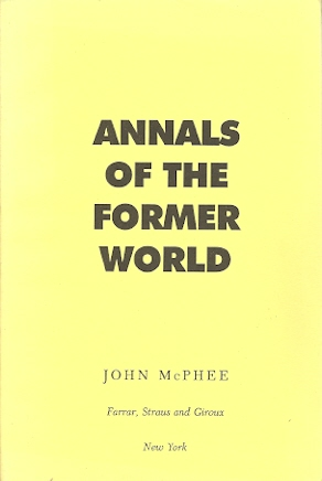Image for Annals Of The Former World