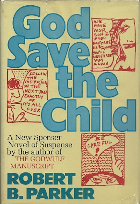 Image for God Save the Child (Midnight novel of suspense)