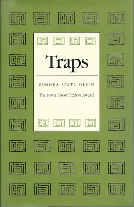 Image for Traps (Iowa Short Fiction Award)