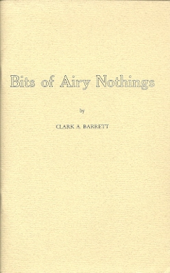 Image for Bits of Airy Nothings