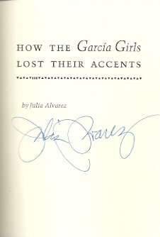 Image for How the Garcia Girls Lost Their Accents/In The Time of Butterflies/Yo!/In the Name of Salome/Saving the World: A Novel