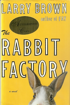 Image for The Rabbit Factory: A Novel