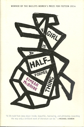 Image for A Girl is a Half-Formed Thing