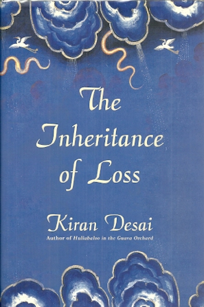 Image for The Inheritance of Loss: A Novel (Man Booker Prize)