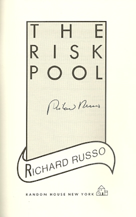 Image for The Risk Pool