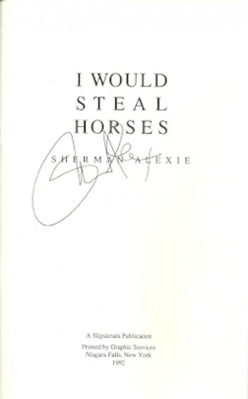 Image for I Would Steal Horses