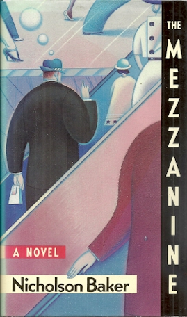 Image for The Mezzanine: A Novel