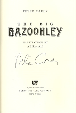 Image for The Big Bazoohley