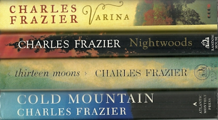 Image for Cold Mountain / Thirteen Moons / Nightwoods/Varina