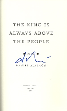 Image for The King Is Always Above the People