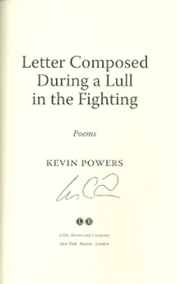 Image for The Yellow Birds/Letter Composed During a Lull in the fighting/A Shout in the Ruins