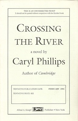 Image for Crossing The River