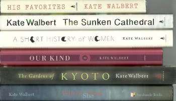 Image for Where She Went/The Gardens of Kyoto/Our Kind/A Short History of Women/The Sunken Cathedral/His Favorites