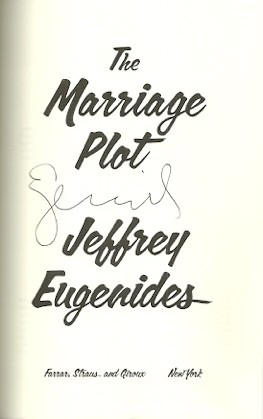Image for The Virgin Suicides / Middlesex / The Marriage Plot / Fresh Complaint
