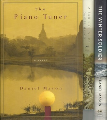 Image for The Piano Tuner / A Far Country / The Winter Soldier