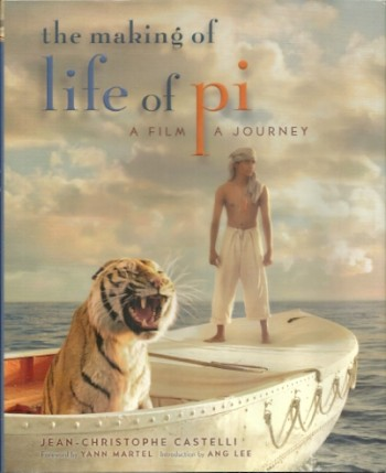 Image for The Making of Life of Pi: a Film a Journey