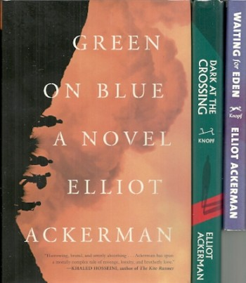 Image for Green on Blue / Dark at the Crossing / Waiting for Eden