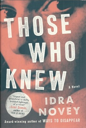 Image for Those Who Knew: A Novel