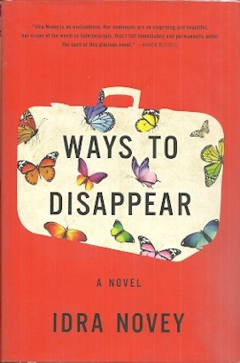 Image for Ways to Disappear
