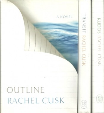 Image for Outline / Transit / Kudos (The Outline Trilogy)