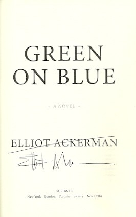 Image for Green on Blue / Dark at the Crossing / Waiting for Eden/Places and Names: On War, Revolution, and Returning