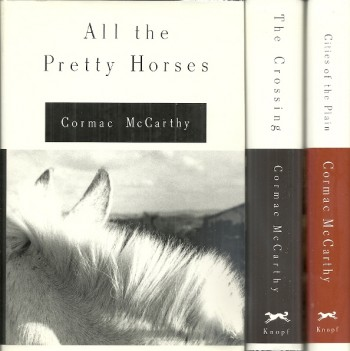 Image for All the Pretty Horses/The Crossing/Cities of the Plain