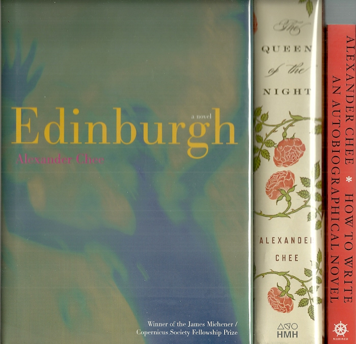 Image for Edinburgh/The Queen of the Night/How to Write an Autobiographical Novel