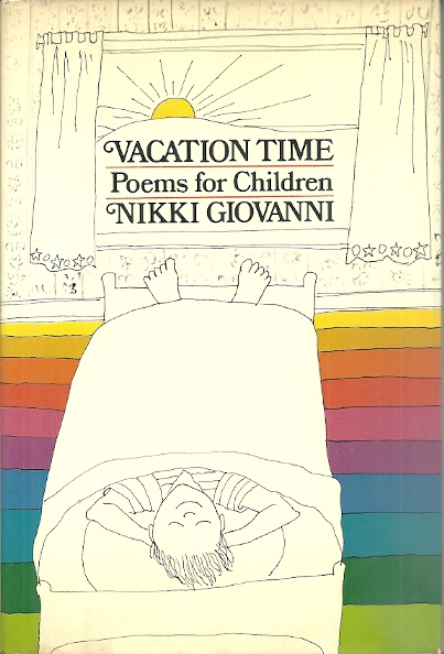 Image for Vacation Time: Poems for Children