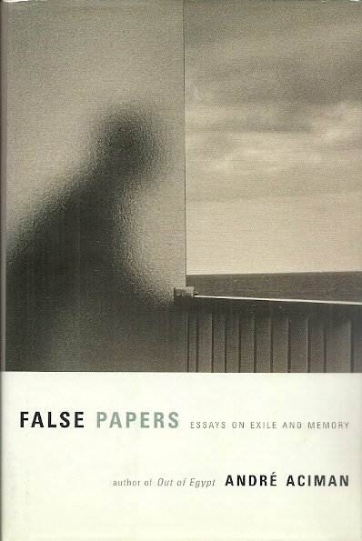 Image for False Papers: Essays on Exile and Memory
