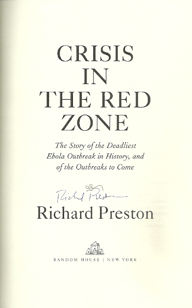 Image for Crisis in the Red Zone