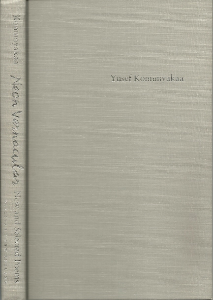 Image for Neon Vernacular: New and Selected Poems (Wesleyan Poetry Series)