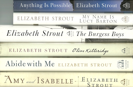 Amy and Isabelle/Abide With Me/Olive Kitteridge/The Burgess Boys/My Name Is Lucy Barton/Anything Is Possible