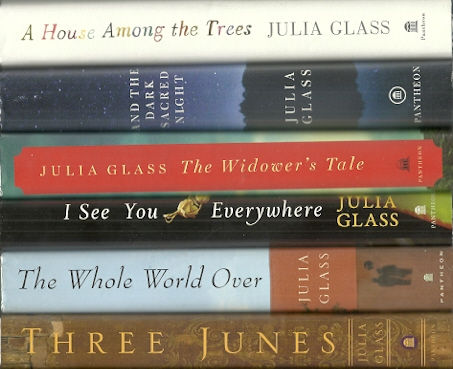 Three Junes/The Whole World Over/I See You Everywhere/The Widower's Tale/And the Dark Sacred Night/A House Among the Trees
