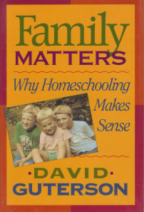 Family Matters , Guterson, David