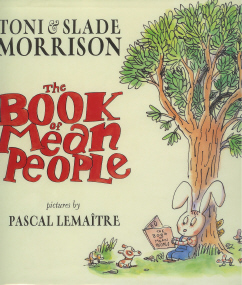 The Book of Mean People , Morrison, Toni & Slade