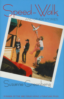 Speed-Walk and Other Stories , Greenberg, Suzanne