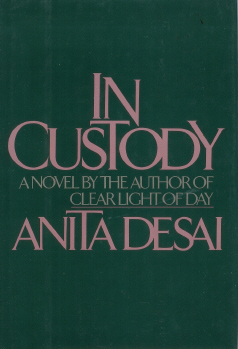 In Custody , Desai, Anita